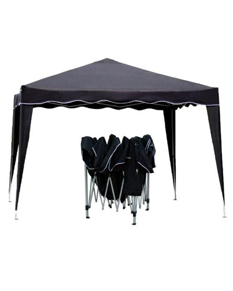 wasserdichter faltpavillon bodo albes. Black Bedroom Furniture Sets. Home Design Ideas