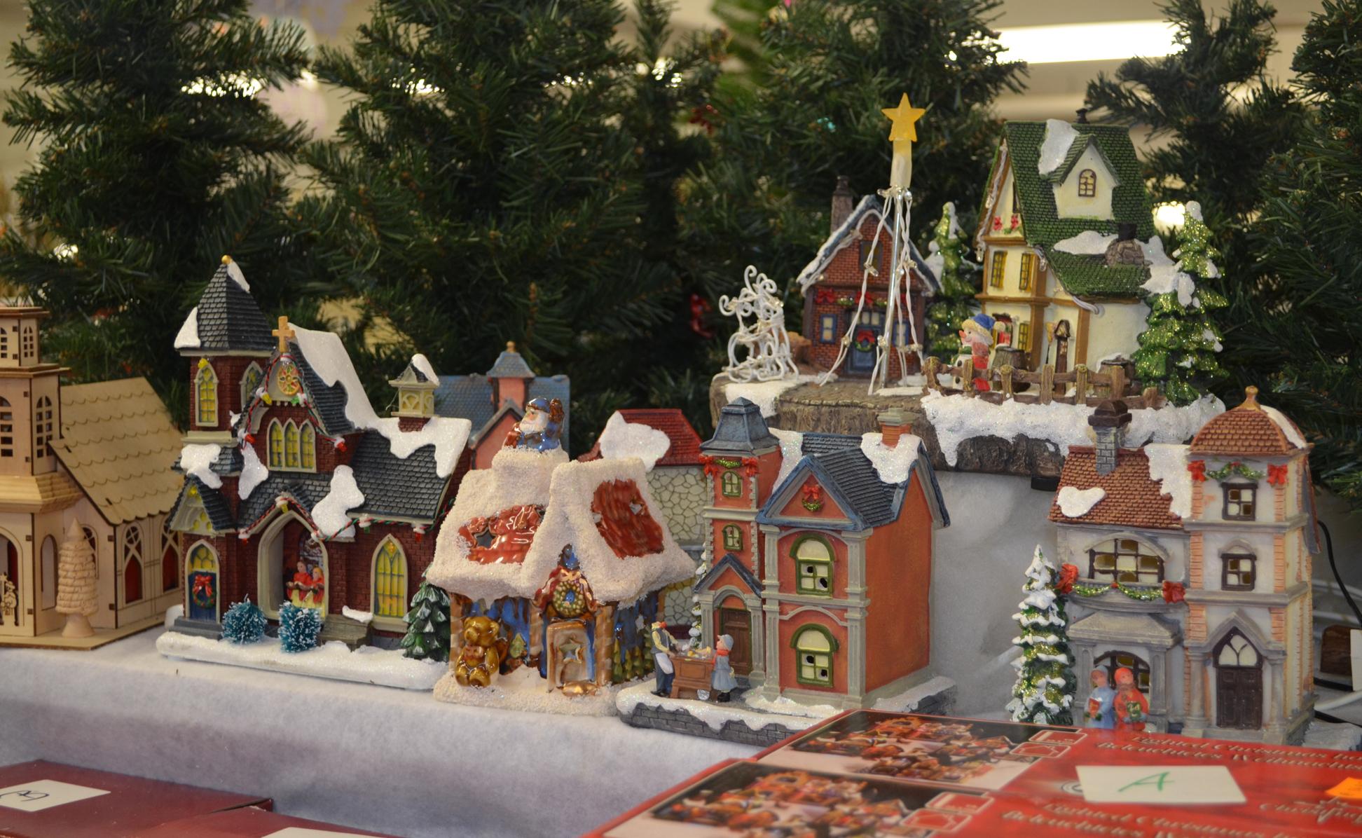 Weihnachtsmarkt bei Bodo Albes
